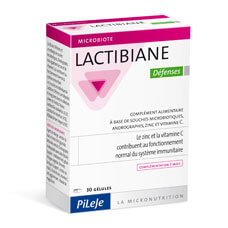 lactibiane defenses product