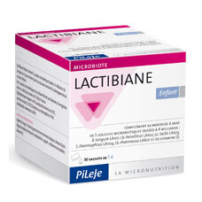 lactibiane enfant product